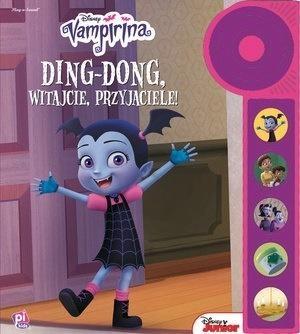 Play-a-Song. Disney Vampirina. Ding-Dong, witajcie praca zbiorowa