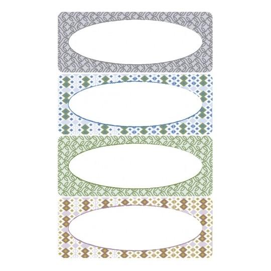 Naklejki papierowe na przetwory (59957)