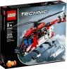 Lego Technic: Helikopter ratunkowy (42092) Wiek: 8+