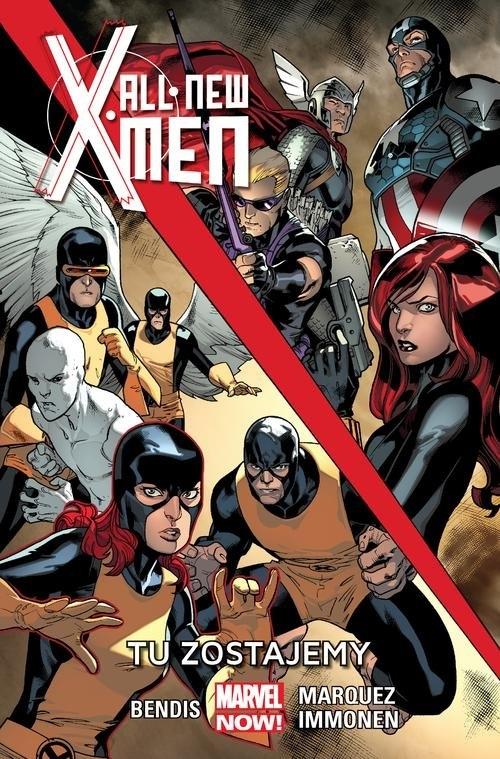 All-New X-Men Tom 2 Bendis Brian Michael