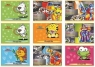 Blok rysunkowy A4 20 kartek Mix wzorów