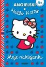 Angielski z Hello Kitty Moje Naklejanki  (51571) 4+ Ross Joanna