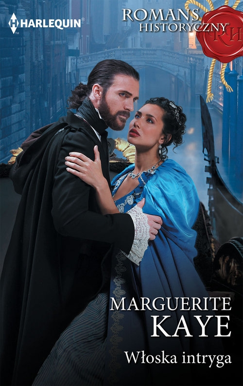 Włoska intryga Kaye Marguerite