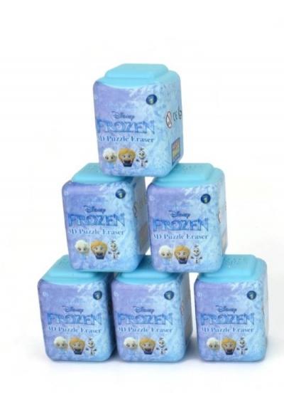 Puzzle Palz Figruki Gumki Frozen 2