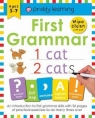 First GrammarWipe Clean Workbook Priddy Roger