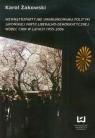 Wewnątrzpartyjne uwarunkowania polityki japońskiej partii liberalno-demokratycznej wobec Chin w latach 1955 - 2006