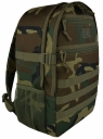 Plecak 2-komorowy St.Right BP41 - Military Woodland Camo