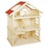 Domek dla lalek, 3-piętrowy (GOKI-51957)