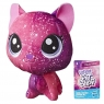 Maskotka Littlest Pet Shop Pluszowe Zwierzaki - Stellar Fuzzcat (E0139/E2610)