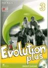 Evolution Plus 3 Zeszyt ćwiczeń z płytą CD (Uszkodzona okładka)