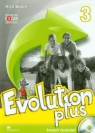 Evolution Plus 3 Zeszyt ćwiczeń z płytą CD