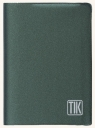Kalendarz 2017 TIK klasyczny kieszonkowy zielony