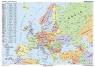 Europa mapa podręczna  A2 papier