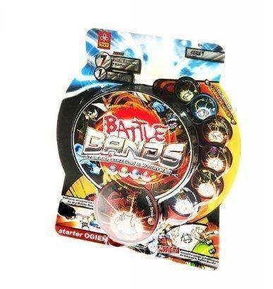 Battle Bands Starter Ogień (60157)