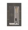 Zestaw Parker: Jotter Duo Silver Stal GT, pióro wieczne i długopis (P-2093257)