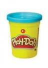 PlayDoh Tuba Pojedyncza na tacce, niebieska (B6756/B7416)