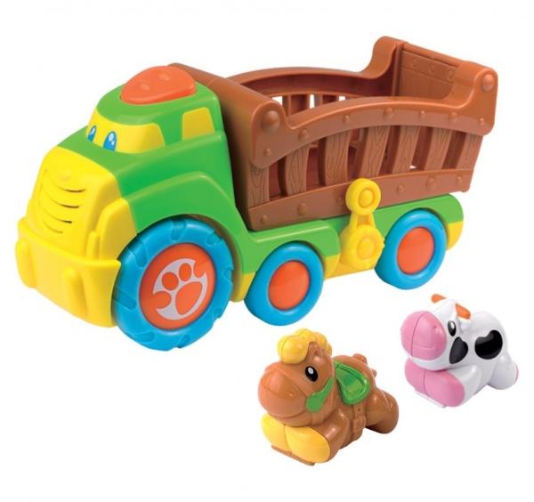 Świat Zwierząt. Ciężarówka (DD 42557)