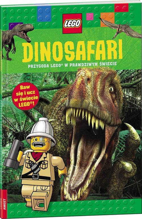 Lego Dinosafari Arlon Penelope, Gordon-Harris Tory