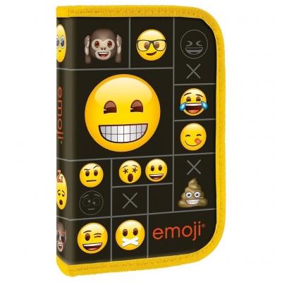 Piórnik z wyp. jednokomorowy Emoji 11 DERFORM