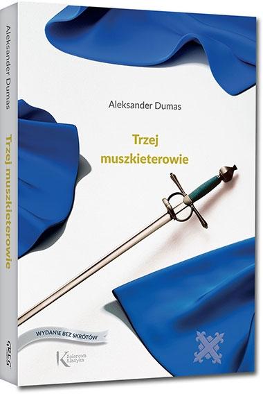 Trzej muszkieterowie (Uszkodzona okładka) Aleksander Dumas
