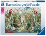 Ravensburger, Puzzle 1000: Tajemniczy ogród (16806)