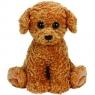 Maskotka Classic Luke - brązowy pies 33 cm (20057)