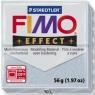 Masa termoutwardzalna Fimo effect srebrny brokatowy (8020-812)
