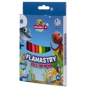 Flamaster Astra Mini Mini, 12 kolorów (454035)