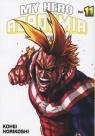My Hero Academia - Akademia bohaterów. Tom 11 Kohei Horikoshi