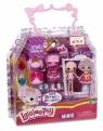 LALALOOPSY Lalka Mini W1, Jewel Sparkles (542933/546573)