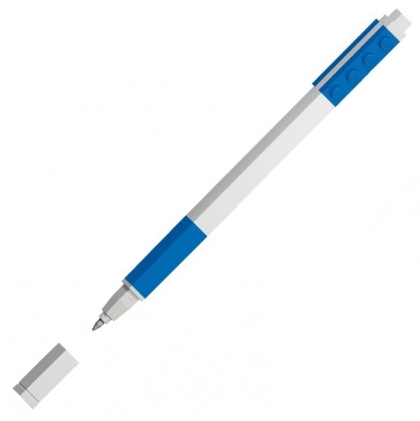 LEGO, Długopis żelowy Pick-a-Pen - Niebieski (52657)