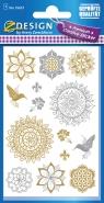 Naklejki foliowe - Kwiaty (55657)