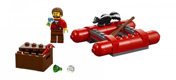 LEGO City: Ucieczka rzeką (60176)