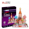 Puzzle 3D St. Basil's Cathedral