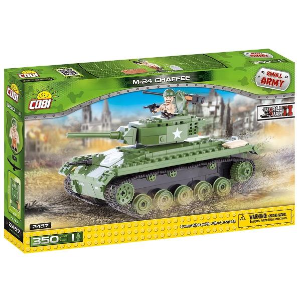 Cobi: Mała Armia WWII. M-24 Chaffee - 2457
