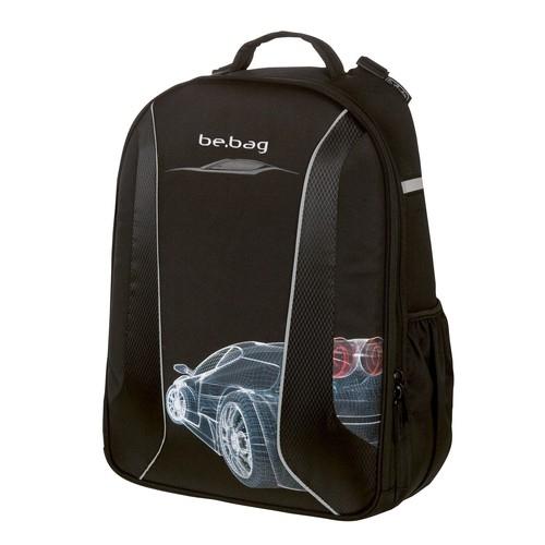 Plecak szkolny be.bag Airgo Grid Car