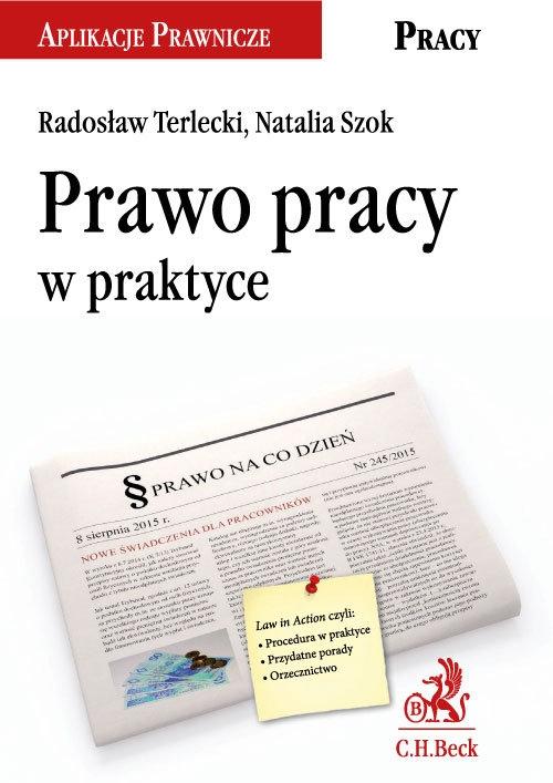 Prawo pracy w praktyce Terlecki Radosław, Szok Natalia