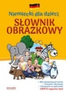 Niemiecki dla dzieci. Słownik obrazkowy Praca zbiorowa