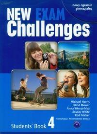 New Exam Challenges 4 Students' Book Harris Michael, Mower David, Sikorzyńska Anna