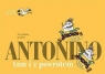 Antonino tam i z powrotem