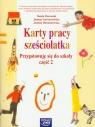 Karty pracy sześciolatka Przygotowuję się do szkoły część 2 Doroszuk Stenia, Gawryszewska Joanna, Hermanowska Joanna