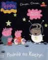 Świnka Peppa Chrum Chrum Podróż na księżyc