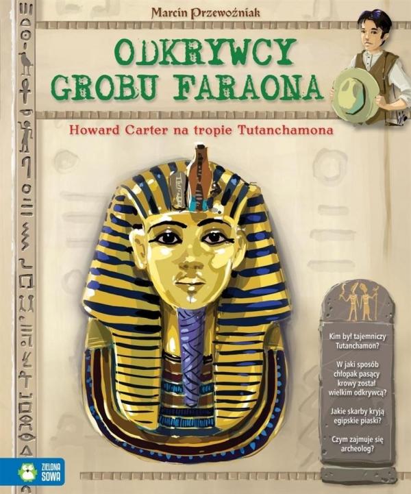 Odkrywcy Grobu Faraona Przewoźniak Marcin