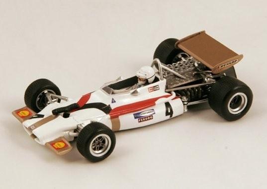 BRM P153 #4 George Eaton French GP