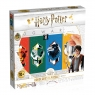 Puzzle 500: Harry Potter House Crest Herby