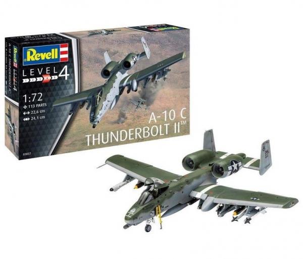 Model do sklejania A-10C Thunderbolt II (03857)