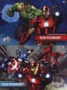 Blok rysunkowy A4 Avengers