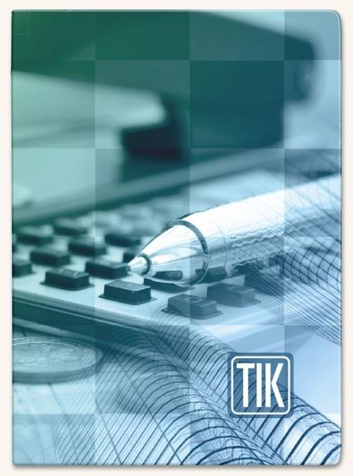 Kalendarz 2017 TIK Impress kieszonkowy WZ5