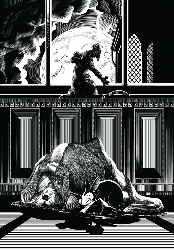 Królikulka przedstawia. Kicająca zgroza Tom I Deborah Howe , James Howe
