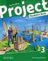 Project 3 Student's Book (Uszkodzona okładka) Hutchinson Tom